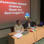 Assemblea del 2018 / Foto: TOT Sant Cugat